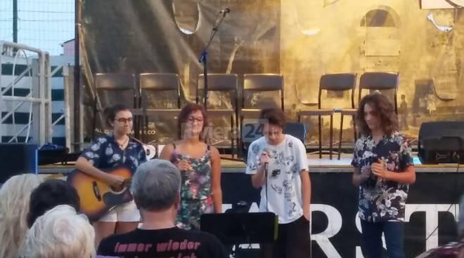 riviera24 - Esibizione musicale