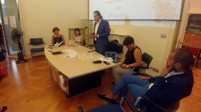 riviera24 - workshop all'Istituto Regionale per la Floricoltura di Sanremo