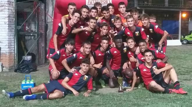 Torneo Internazionale Carlin's Boys Genoa