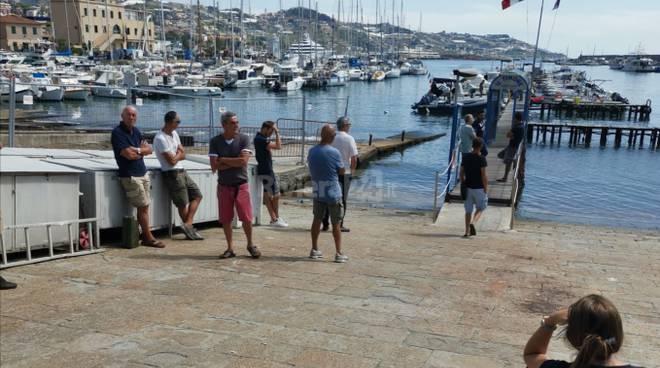 Tragedia a Sanremo, trovato morto il sub disperso