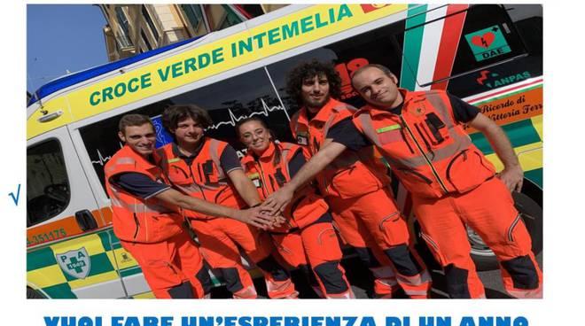 croce verde servizio civile