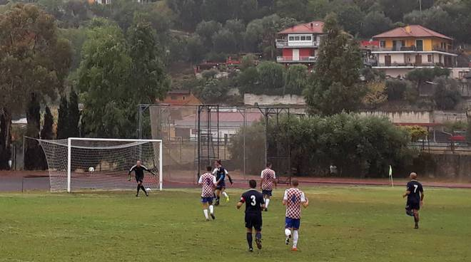 Don Bosco Vallecrosia Intemelia-Area Calcio Andora