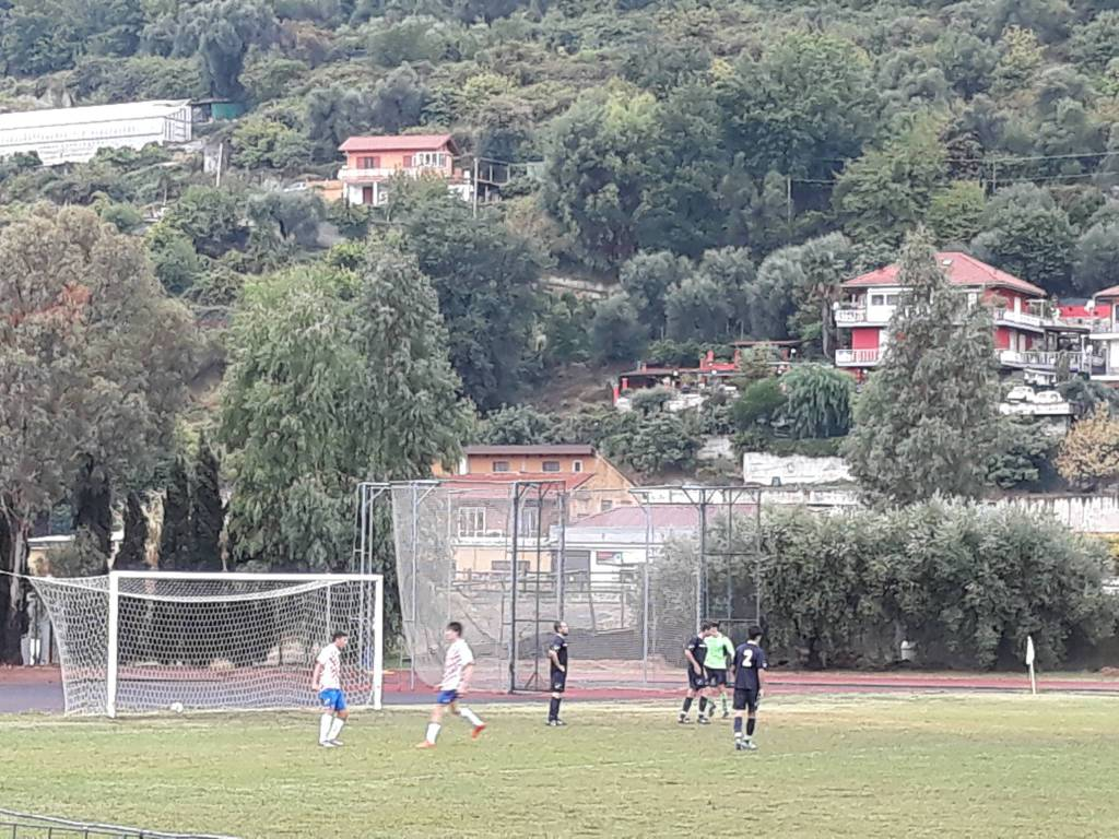 Don Bosco Vallecrosia Intemelia-Area Calcio Andora