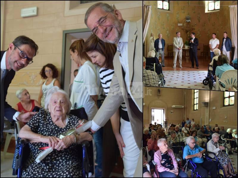 festa anziani bordighera