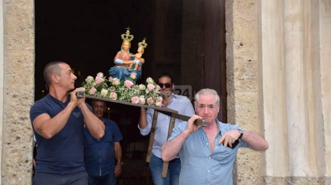 Madonna di Polsi Ventimiglia