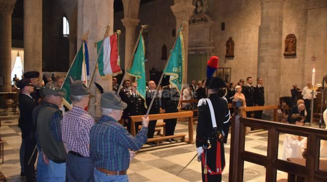 Messa carabinieri