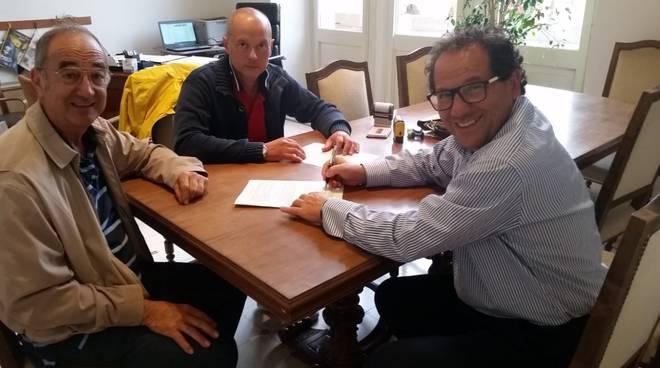 firma accordo comune scuola edile