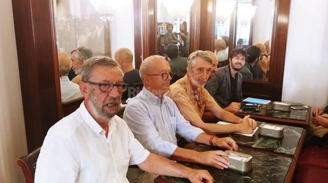 conferenza stampa presentazione  teatro del mutuo soccorso oneglia