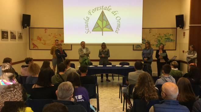 "Progetto ""Erasmus Plus – Forest4Life"""