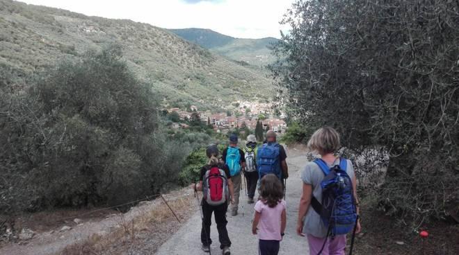 Riviera24- camminata montegrazie