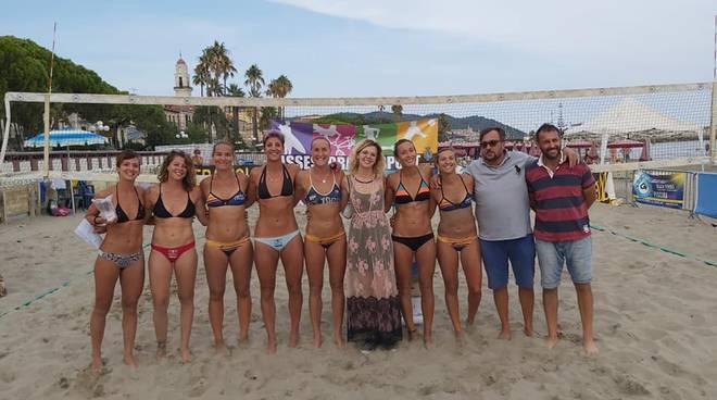 riviera24 - Campionato di beach volley a Diano Marina