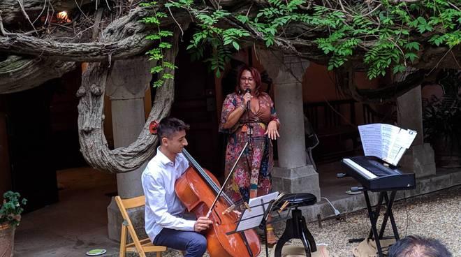 riviera24 - Concerto di Angelica Morante