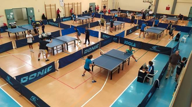 riviera24 - Coppa Liguria di tennistavolo