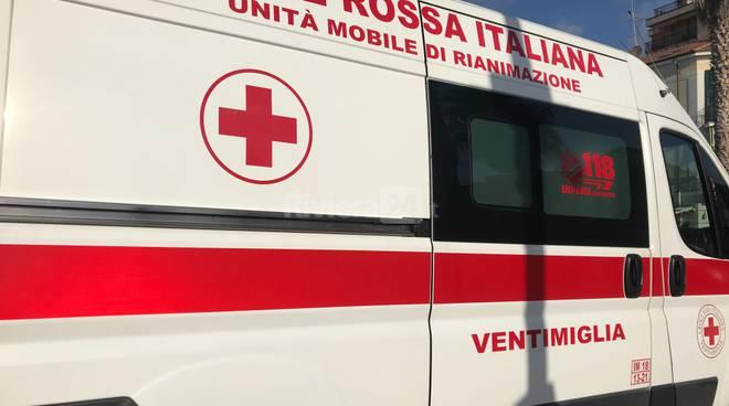 Riviera24- croce rossa Ventimiglia