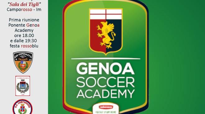 riviera24 - Ponente Genoa Academy