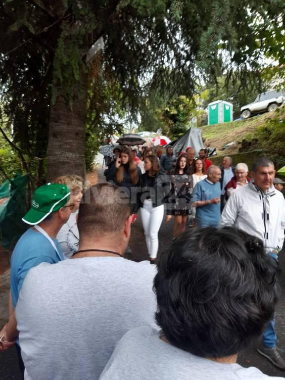 Riviera24 - Processione a Conio