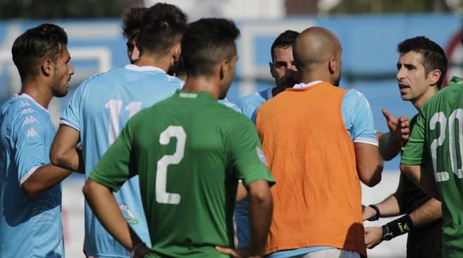 riviera24 - Sanremese vs Fezzanese, Sicurello da Seregno