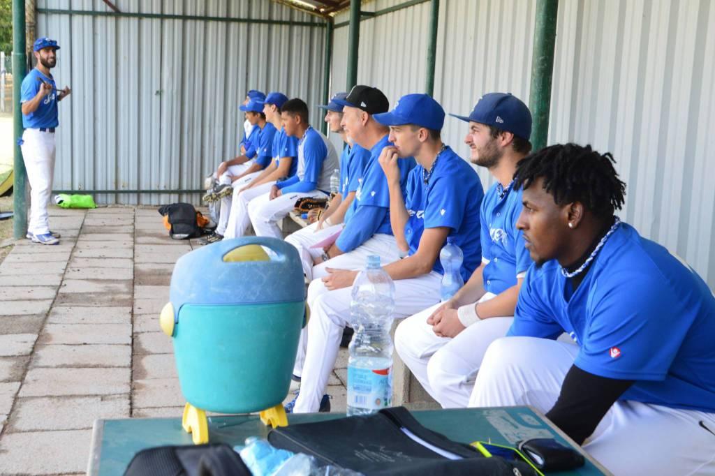 riviera24 - Sanremo Baseball prima squadra