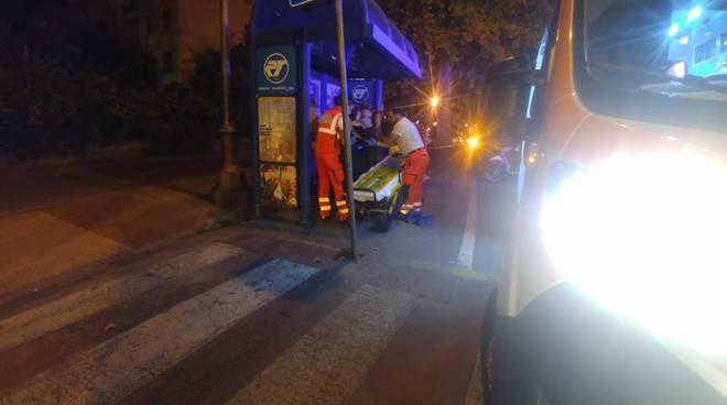 riviera24 - Sanremo, giovane donna travolta da un'auto