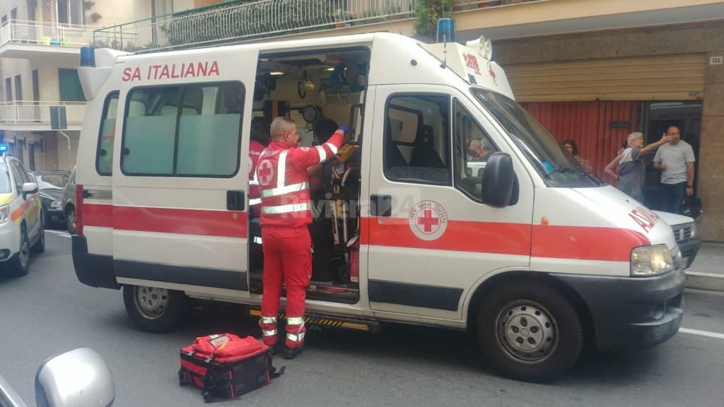 Sanremo incidente martiri
