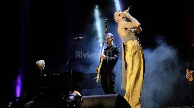 Achille Lauro, Capossela e il trio Silvestri, Rancore, Agnelli al Tenco 2019