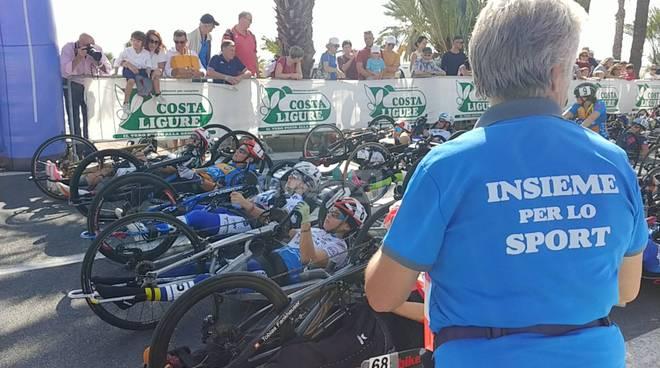 European Handbike Circuit città di Sanremo