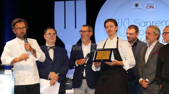 Festival degli Chef Sanremo 2019, i vincitori cracco miss italia santin