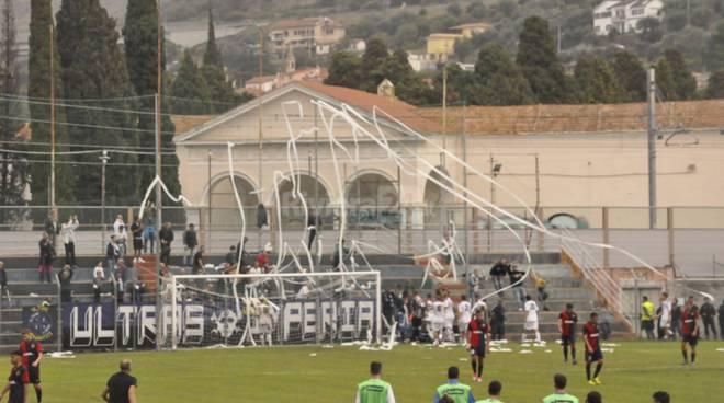 Imperia-Sestri Levante 2-0