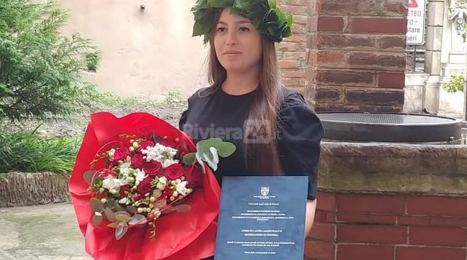 laurea Giulia Novello