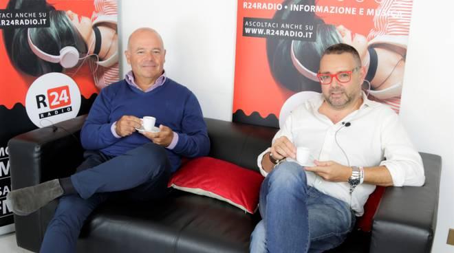Tonino Bissolotti caffè con...