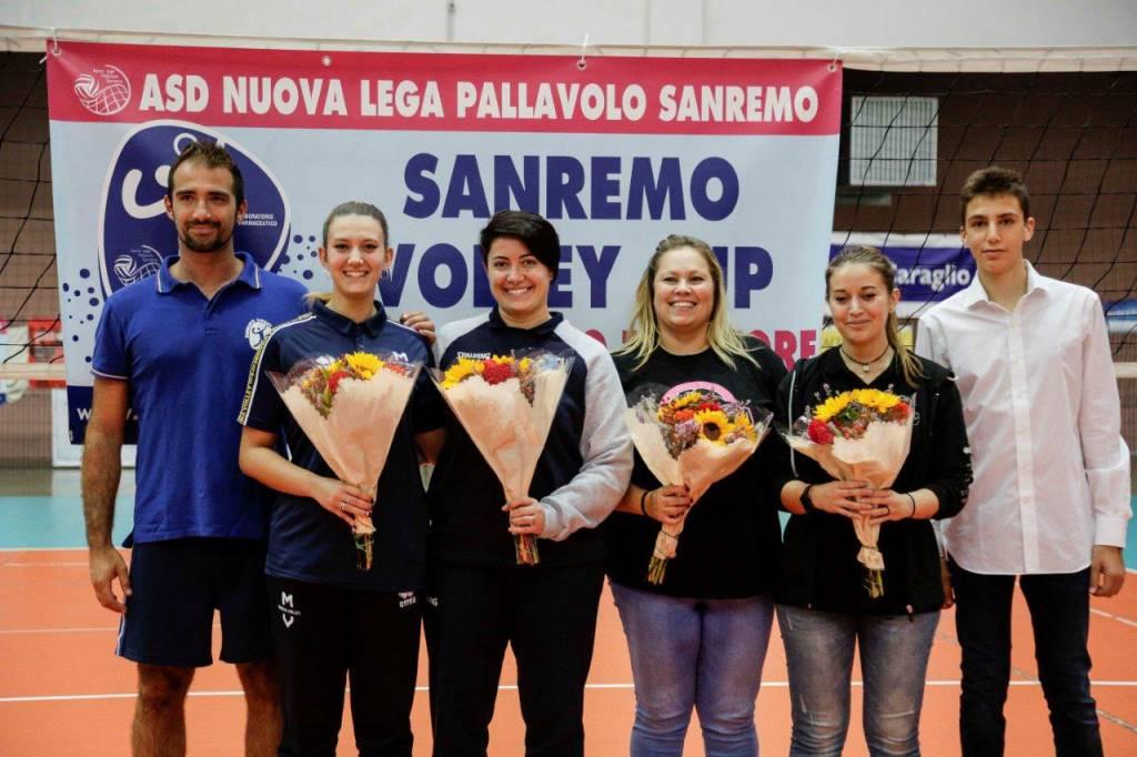 riviera24 - 35a Sanremo Volley Cup Memorial Dado Tessitore