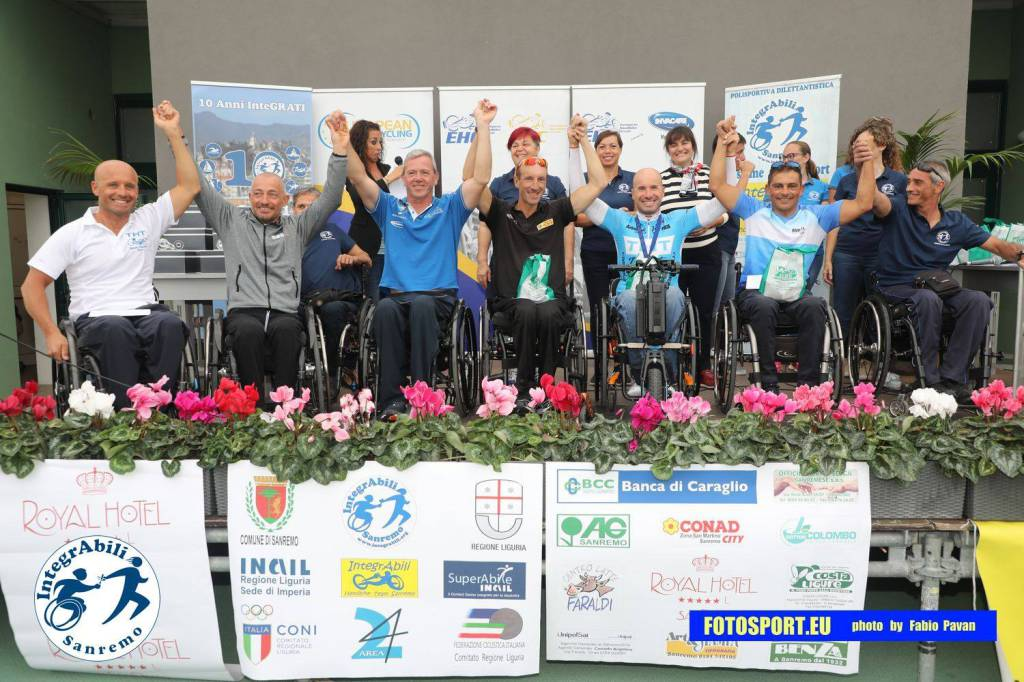 riviera24 - 7° Gran Premio Handbike Città di Sanremo