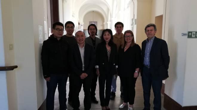 riviera24 - Accademie di Belle Arti di Shanghai e Sanremo