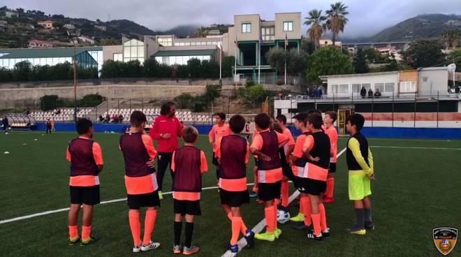 riviera24 - Allenamento Ponente Genoa Academy