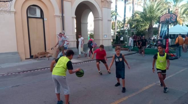 riviera24 - Basket nel Golfo di Diano al Windfestival