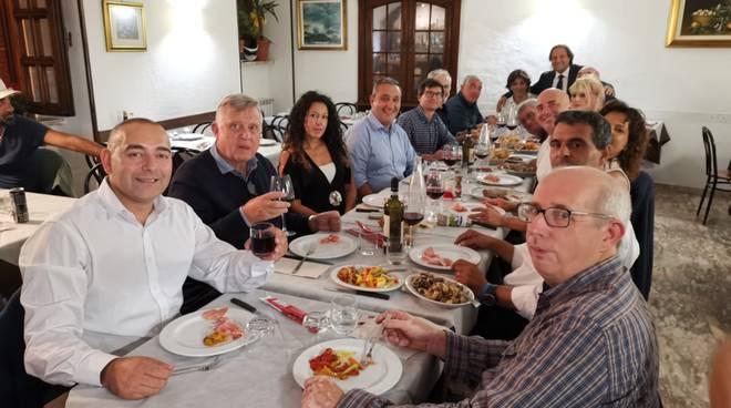 Riviera24- cena fratelli d'italia