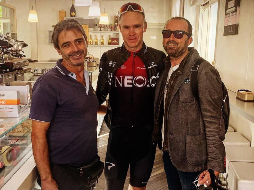 riviera24 - Christopher Froome
