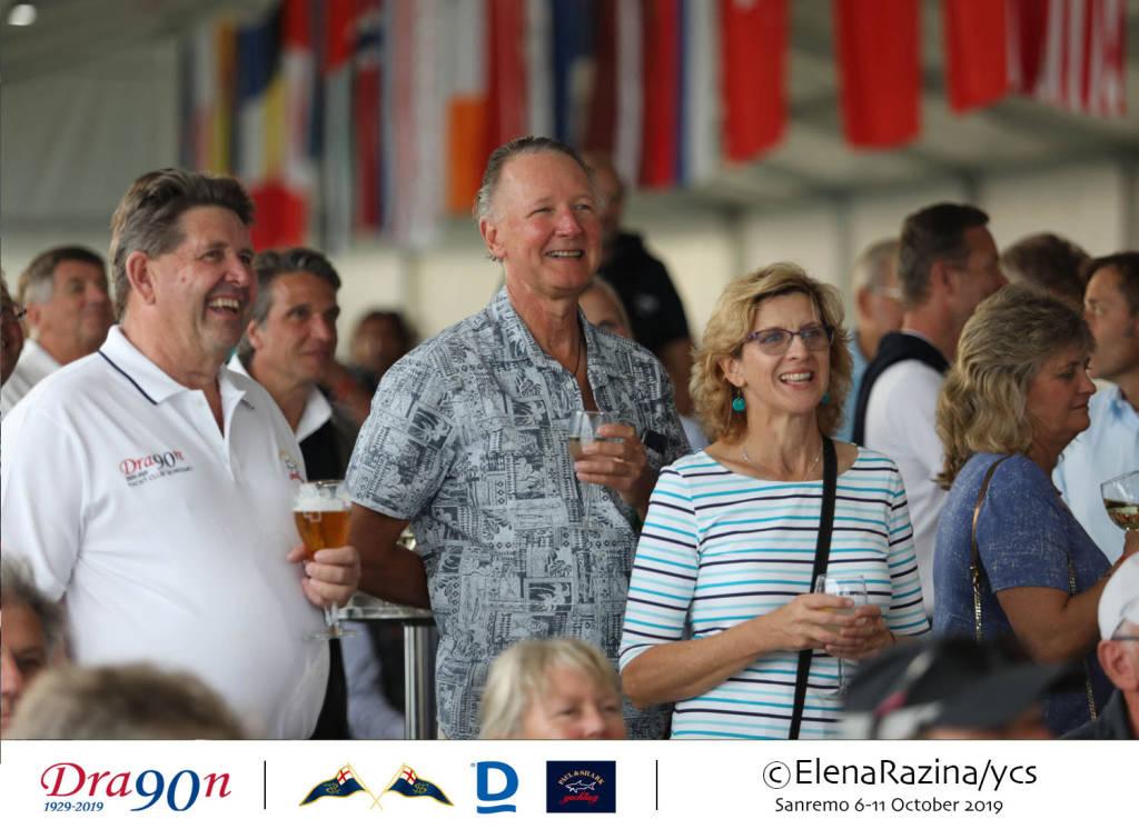 riviera24 - Dragon 90th Anniversary Regatta powered by Paul&Shark