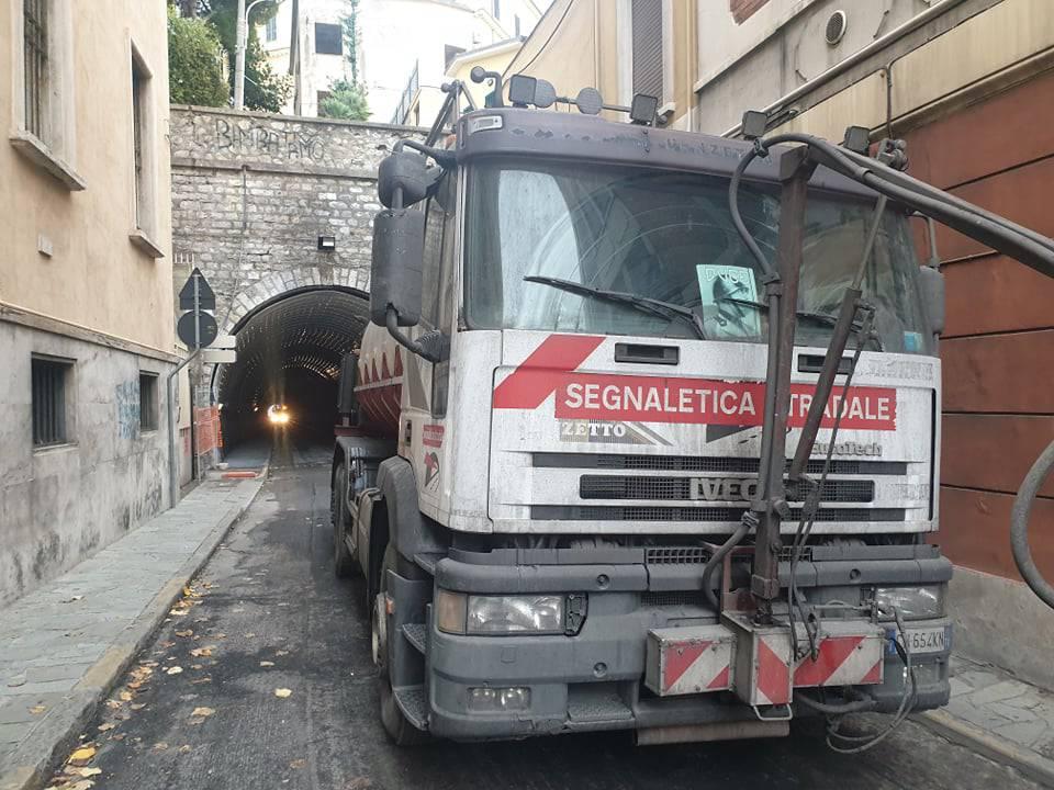riviera24- foto duce su camion