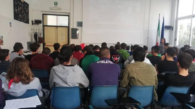 riviera24 - istituto Marconi Imperia-Sanremo