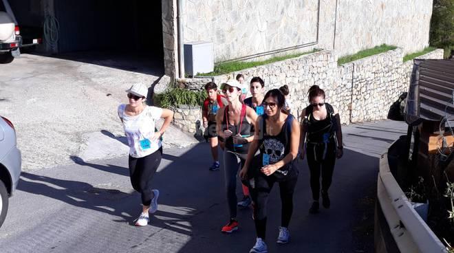 "riviera24 - ""Marcia d'Autunno"" a Vallebona"
