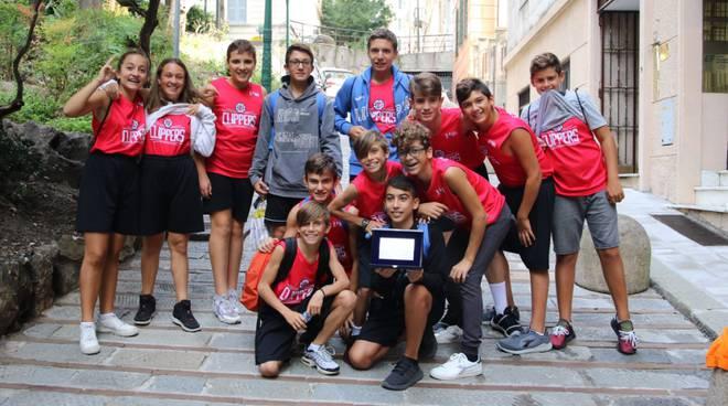 riviera24 - Olimpia Basket di Arma Taggia