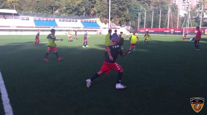 riviera24 - Ospedaletti Calcio provini Genoa