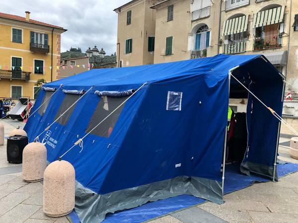 """riviera24 - """"Protezione Civile, volontariato tra la gente"""""""