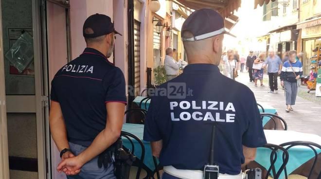 riviera24 - Sanremo municipale polizia mercato settimanale controlli