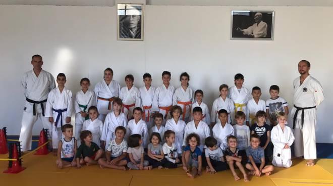 riviera24 - Scuola karate Esso Ryu Camporosso