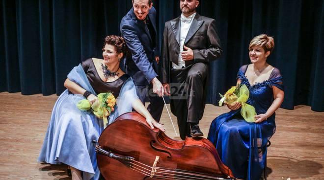 Sanremo Lirica al Casinò, il concerto