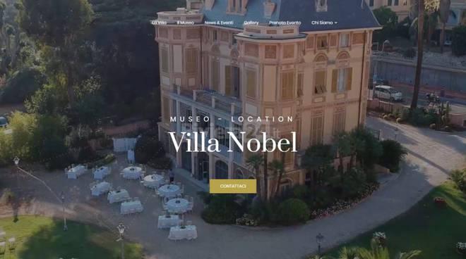 sito villa nobel
