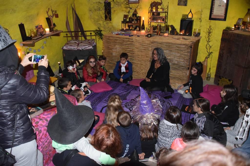 Bordighera festeggia Halloween