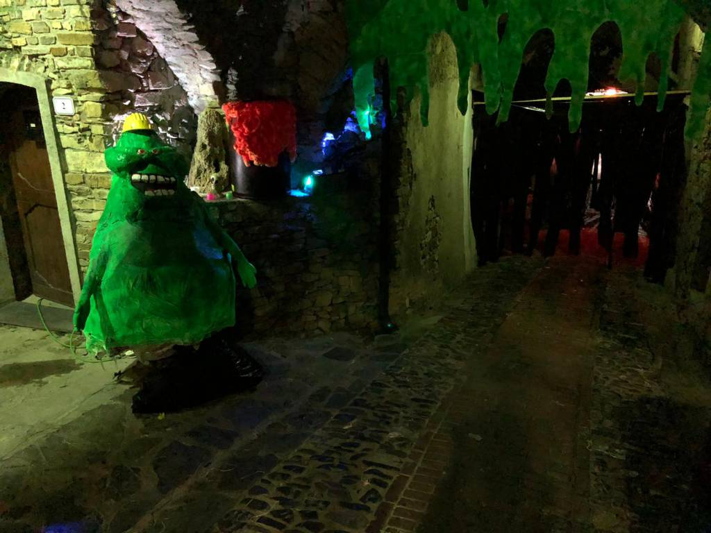 Successo Halloween a Pompeiana